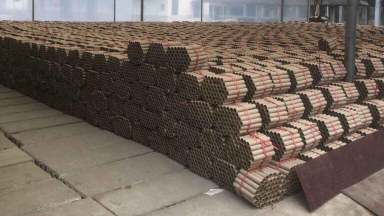 Fyrværkeriproduktion i Kina